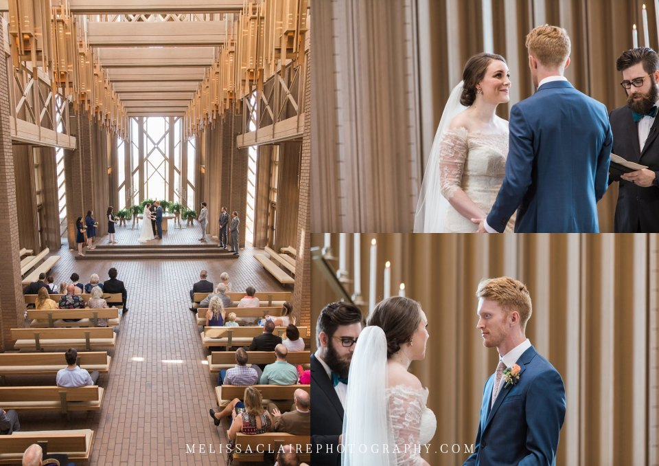 Marty Leonard Chapel Wedding