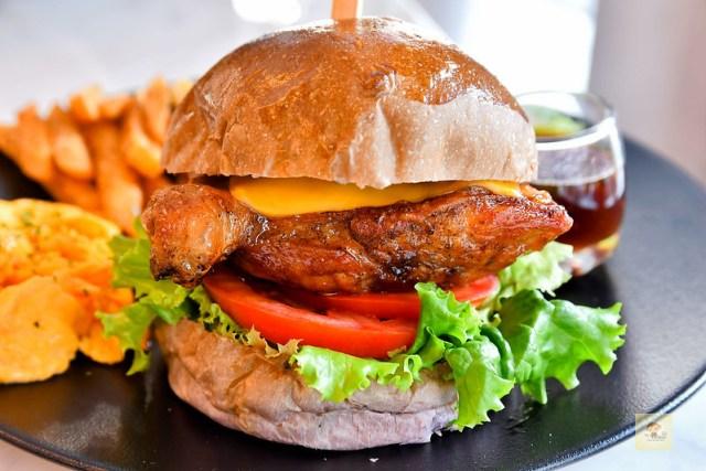nonamelab, 嘉義早午餐推薦, 嘉義漢堡推薦, 嘉義下午茶輕食