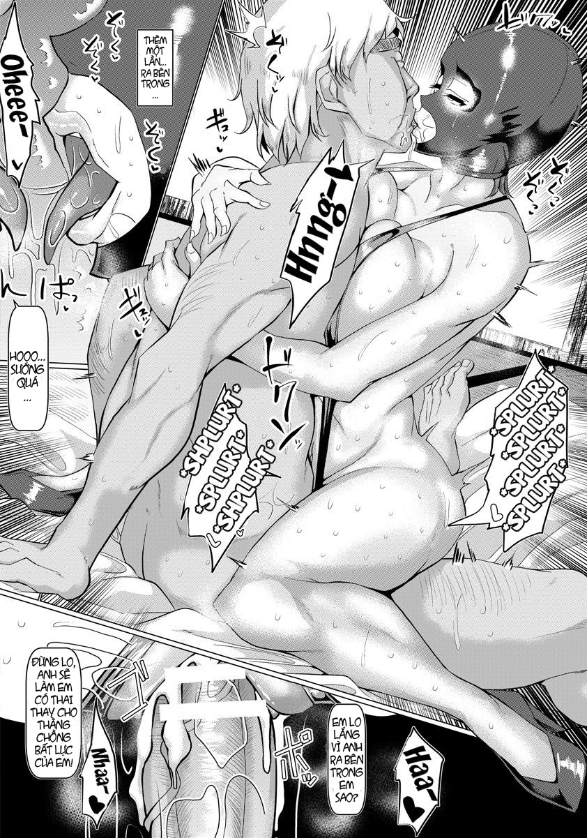 Hình ảnh  trong bài viết Netorase Kyousei Honeymoon