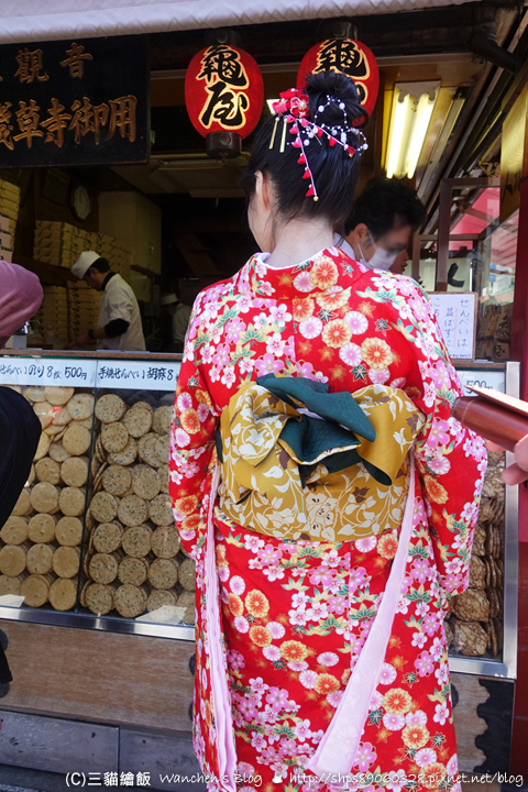 淺草和服體驗 hana kimono