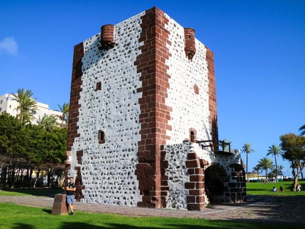 Torre del Conde en La Gomera