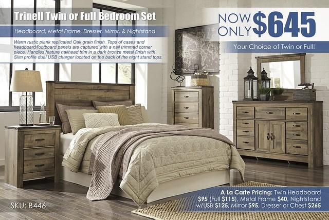 Trinell Headboard Bedroom Special_B446-32-26-46-57-92-Q457