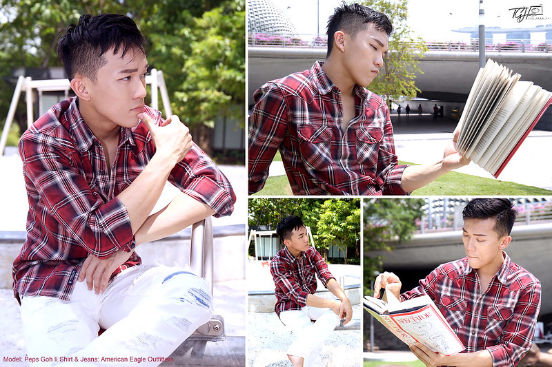 AEO Peps Goh Model