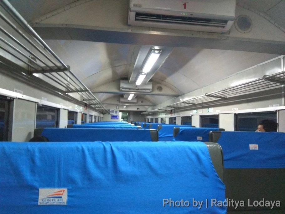 Jejak Tragedi Bintaro 1 di Kereta Api Lokal Bandung Raya (4/7)