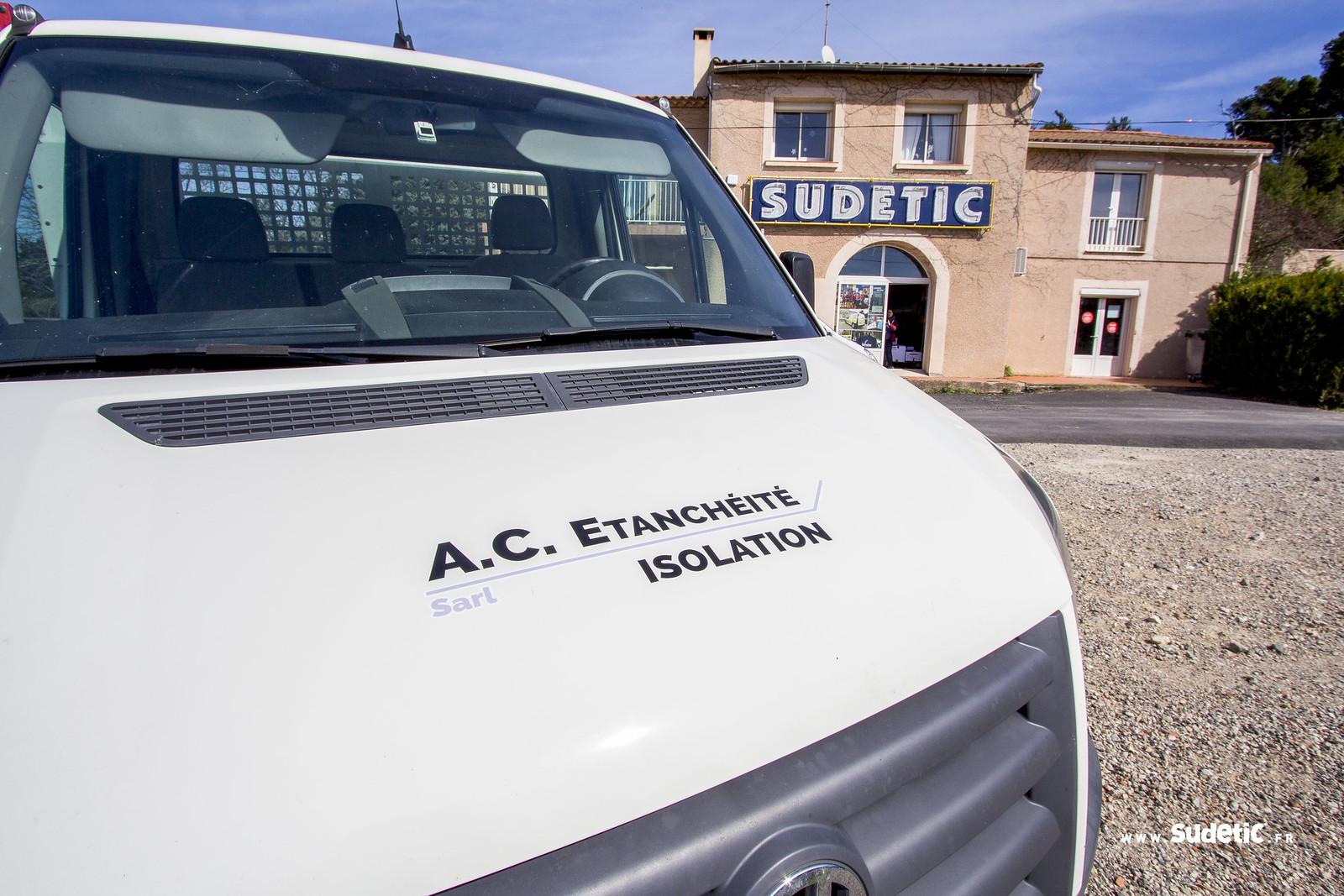 Sudetic camion plateau AC Etancheite-4