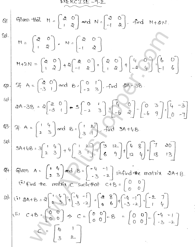ml-aggarwal-icse-solutions-for-class-10-maths-chapter-9-matrices-4