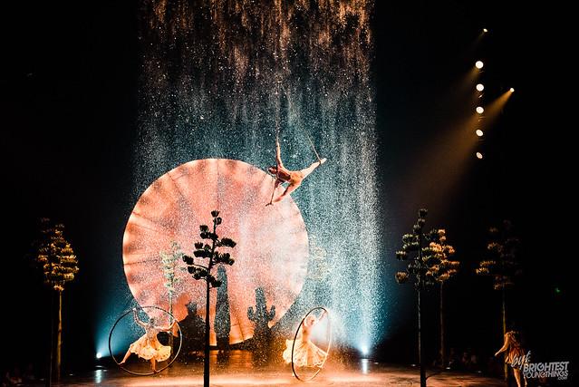 Cirque Du Soleil Luzia Premiere-32