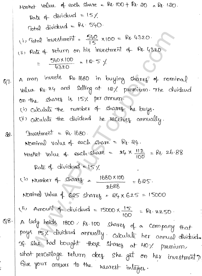 ml-aggarwal-icse-solutions-for-class-10-maths-chapter-4-shares-and-dividends-3