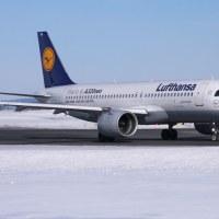 Lufthansa D-AINA, OSL ENGM Gardermoen