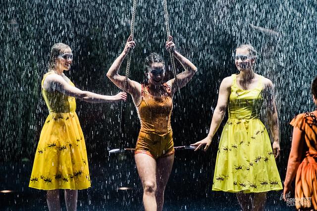Cirque Du Soleil Luzia Premiere-29
