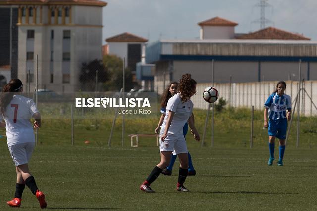 Sevilla FC B - UD Villaverde (2ª Andaluza Femenina Senior)-1