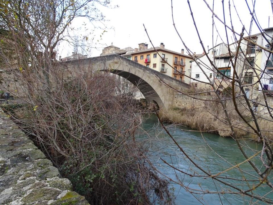 Rio Ega Puente de la Carcel Estella Navarra 02