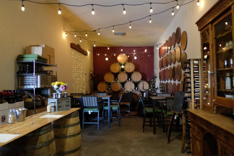 Scott Harvey Winery & Tasting Room