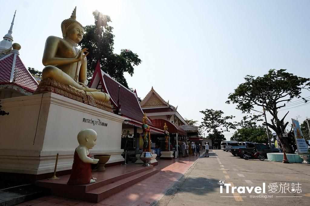 华欣景点推荐 考佬寺Wat Khao Takiap (26)