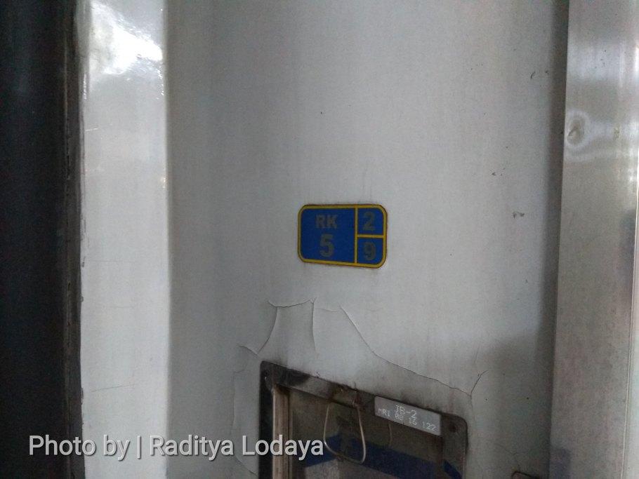 Jejak Tragedi Bintaro 1 di Kereta Api Lokal Bandung Raya (2/7)