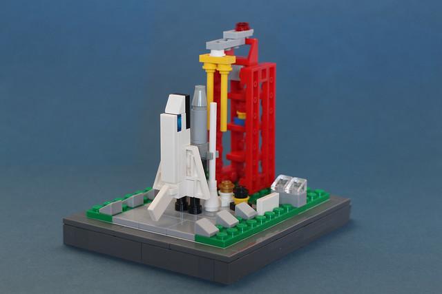 lego space shuttle brickset - photo #17