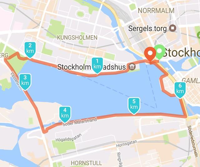 city jogging riddarfjärden - Hela Riddarfjärden runt