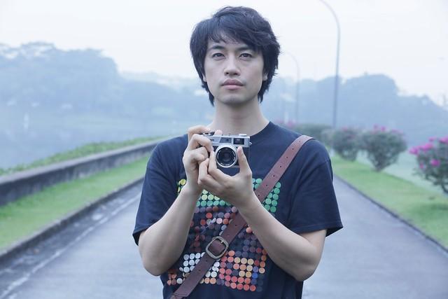 Takumi Saitoh by Leslie Kee