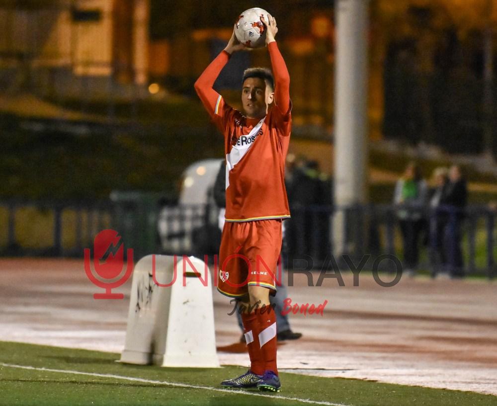 San Agustín 1-1 Rayo B