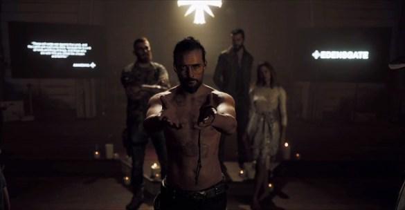 Far cry 5 - Joseph Seed Arrested