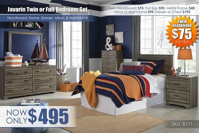 Javarin Bedroom Set_B171-21-26-46-53-92-Q233_HBinsert