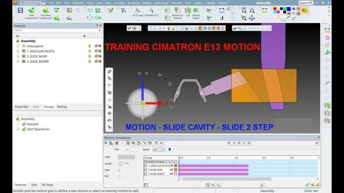 Motion with Сimatron e13 SP5 x86 x64 full crack
