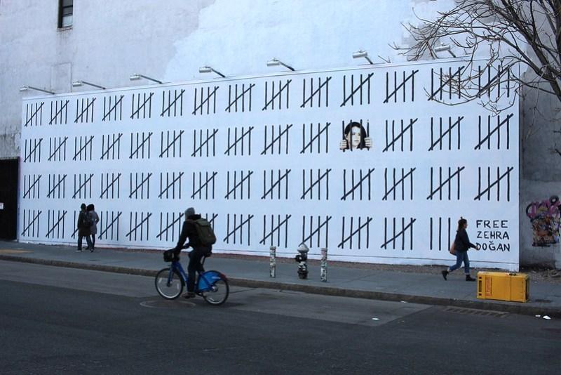 Banksy - Bowery Mural