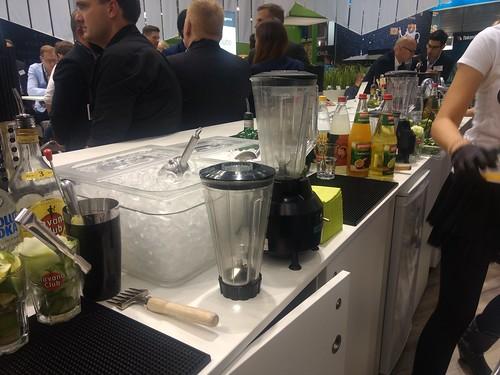 Event Cocktail Catering Service Köln auf der Dmexco Kölnmesse