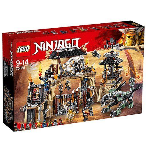 70655 - Dragon Pit - box
