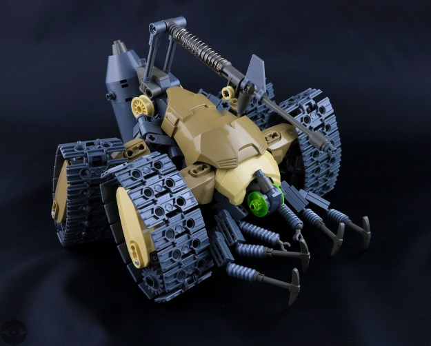 Mining Slizer: GRANITE