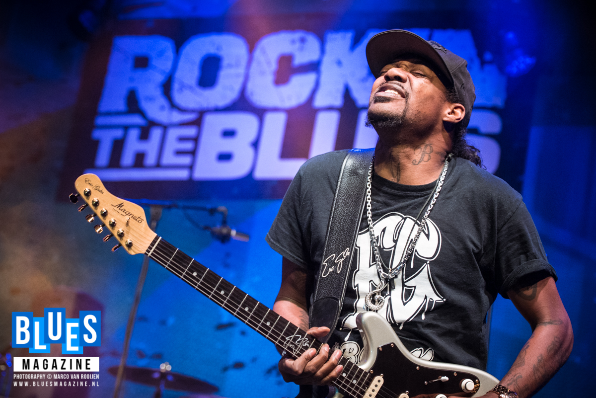 Rockin' The Blues featuring Eric Gales, Quinn Sullivan, Gary Hoey and Special Guests Lance Lopez, Jan Akkerman