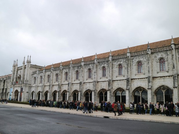 Monasterio de los Jerónimos en Belem