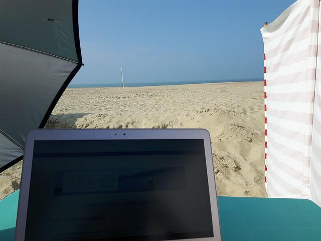 Summer office