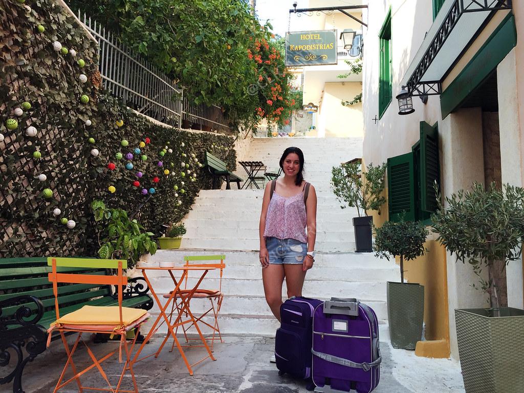 ¿Dónde dormir en Grecia? Hoteles en Grecia Continental   Kapodistrias Hotel   Nauplia (Náfplio)   Road Trip   ClickTrip