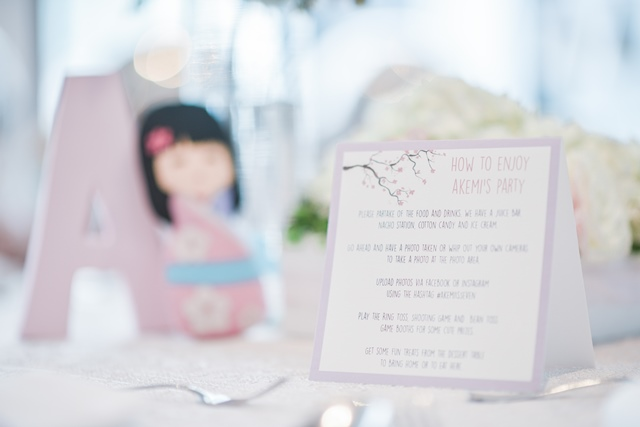 girly japanese party table (5)