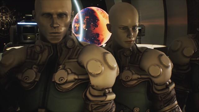 Genesis Alpha One - Clones