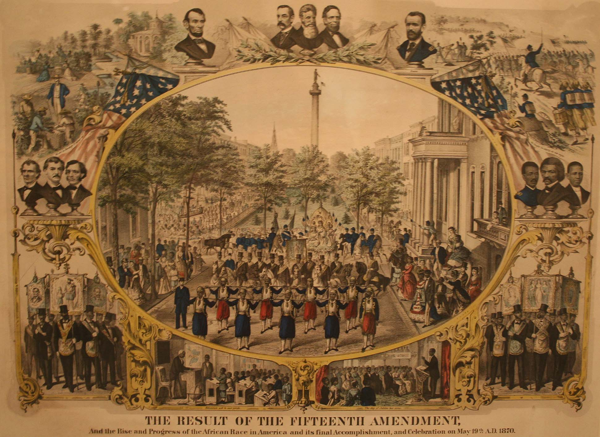 The 15th Amendment To Us Constitution Flickr