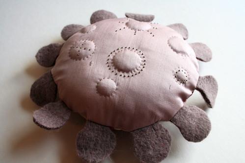 round pincushion