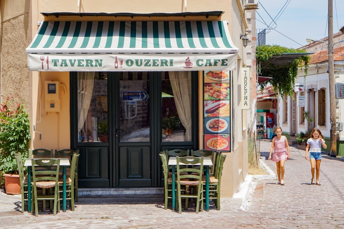 10 matkakuvaa: Lesbos, Kreikka