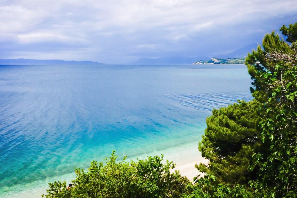 10 matkakuvaa: Tucepi, Kroatia