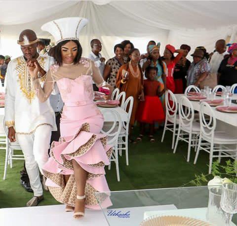 Beautiful Zulu Bride 2018 Pic From Instagram Fashion 2D
