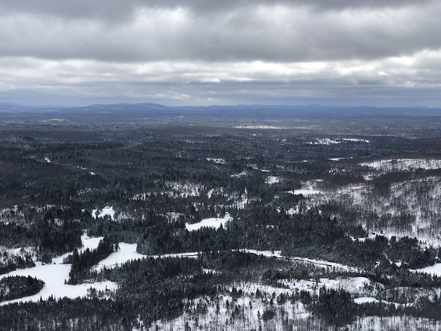 Azure Mountain - ADK March 2018