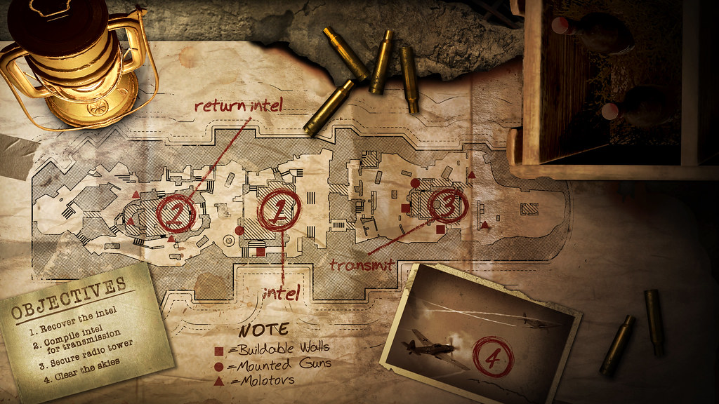 Call of Duty: WWII – Operat... <a target=