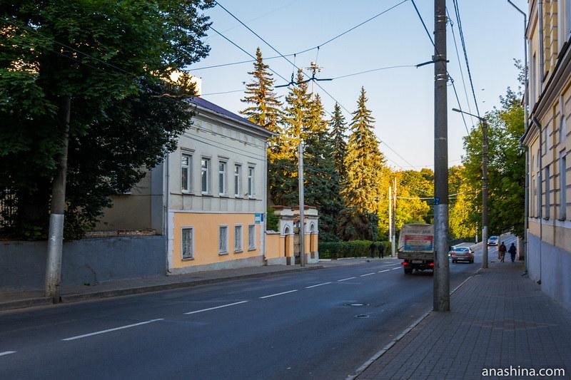 Бывшее имение Тишковых, Калуга