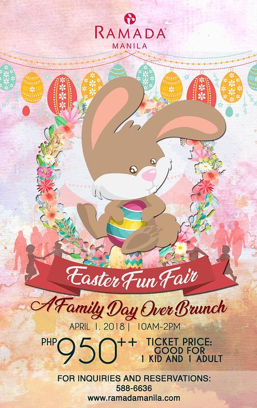 Ramada Easter Poster
