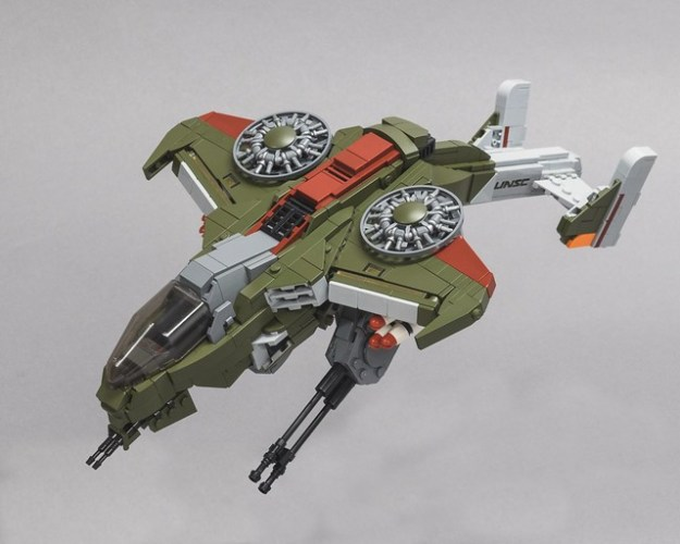 "AV-22 Sparrowhawk (from ""Halo Wars"")"