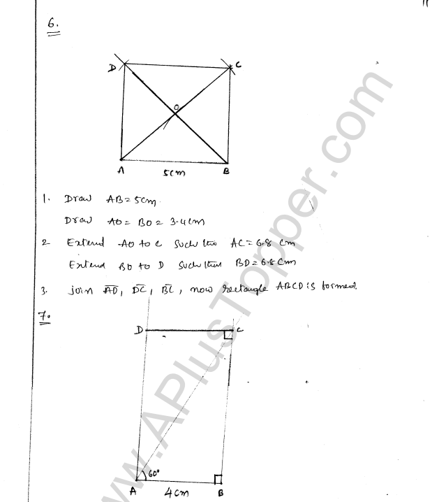 ML Aggarwal ICSE Solutions for Class 8 Maths Chapter 14