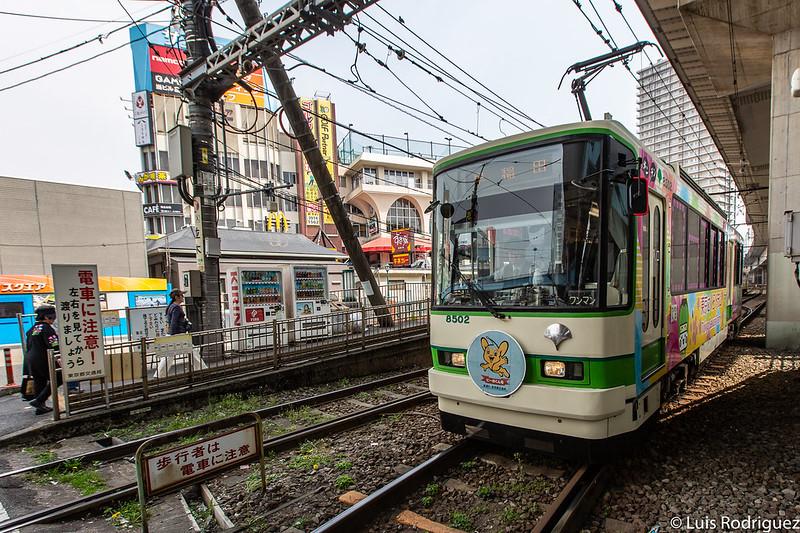 Linea-Toden-Arakawa-Tokyo-Sakura-Tram-35