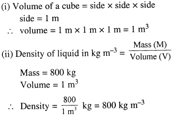 Selina Concise Physics Class 7 ICSE Solutions - Physical Quantities and Measurement 13.3