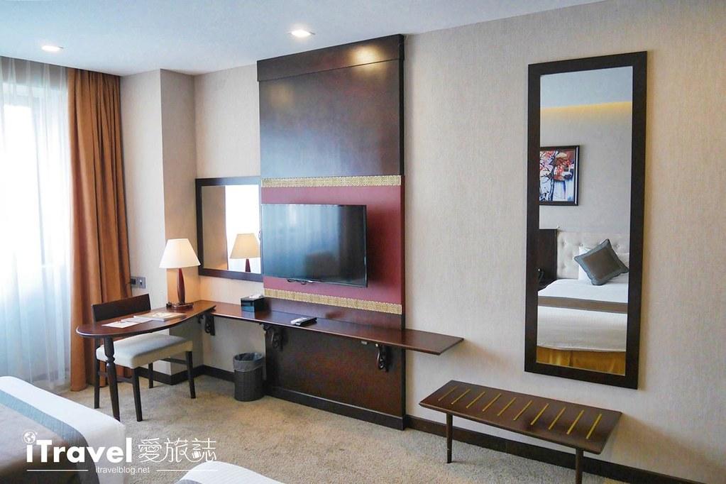 越南孟清河內中心酒店 (14)